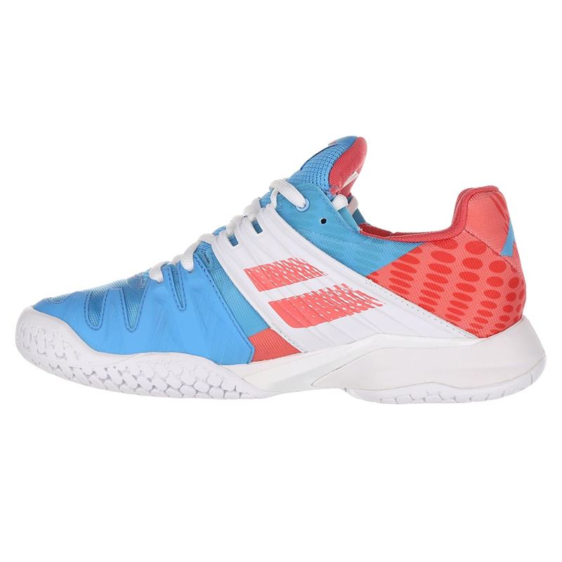 6293165876cd ... Babolat Propulse Fury All Court Womens Tennis Shoe ...