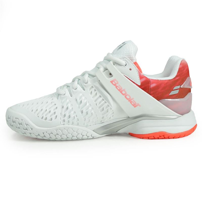 Babolat Propulse Fury All Court Womens Tennis Shoe 31s17477 184
