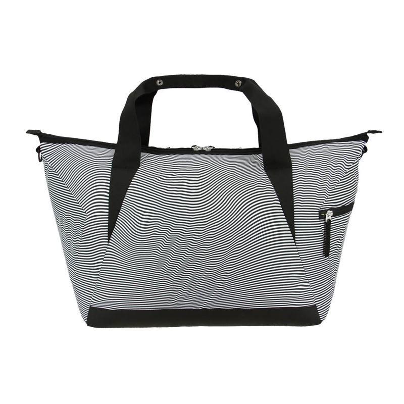 adidas studio ii - tasche - streifen / schwarz, 5143977 tennis - taschen