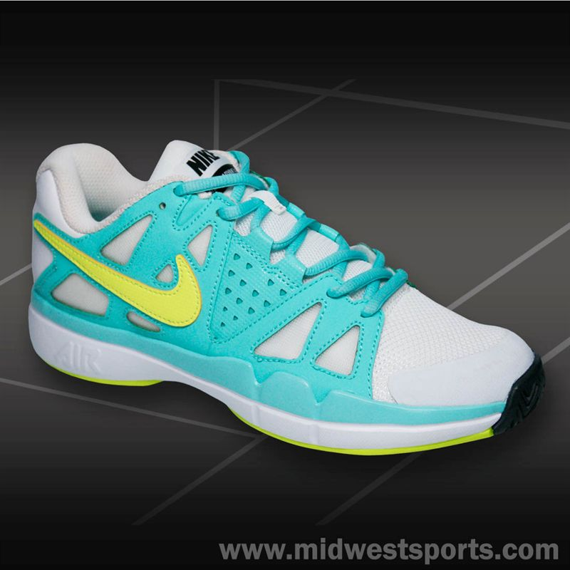 Midwest Sports Nike Air Vapor Advantage Womens Tennis Shoe