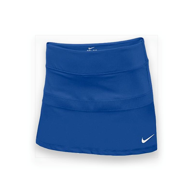 nike team court skirt royal blue