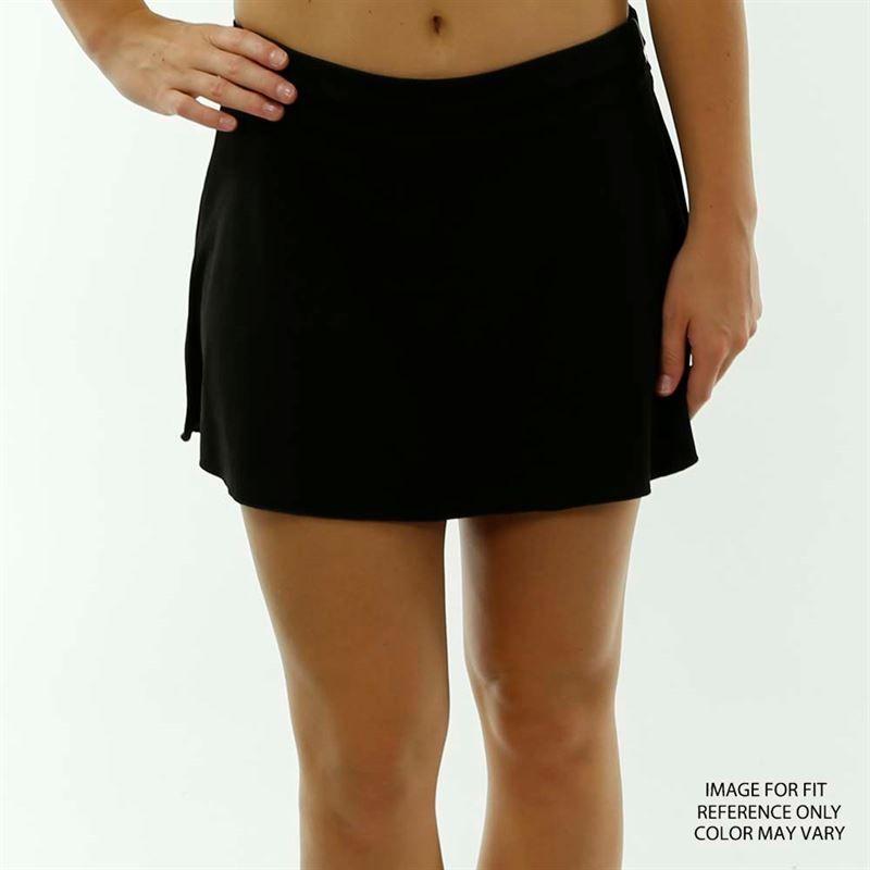 1ba62eae5b Zoom · Sofibella Plus Size 13 Inch Skirt Sofibella Plus Size 13 Inch Skirt  ...