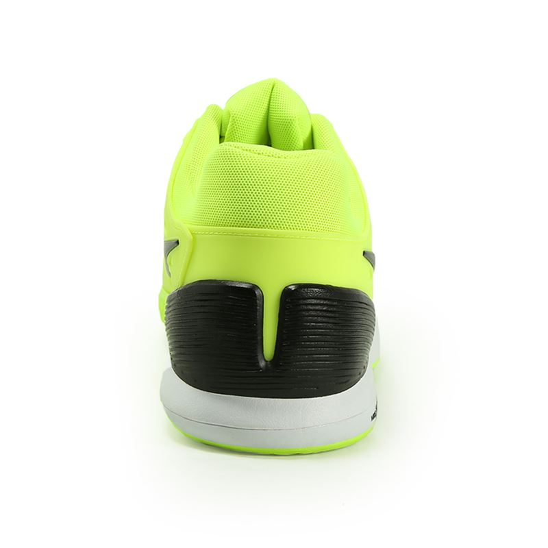 Nike Zoom Cage  Tennis Shoe  Volt Black White