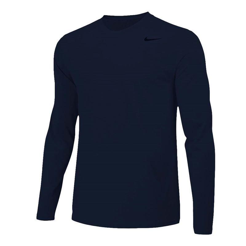 822ce5a8 Nike Team Legend Long Sleeve, 727980-419 | Men's Tennis Apparel