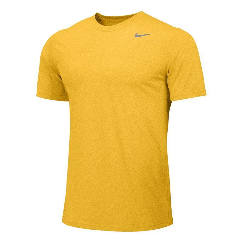 uk availability 58d3a c365d Nike Team Legend Crew - Sundown GoldGrey. Zoom