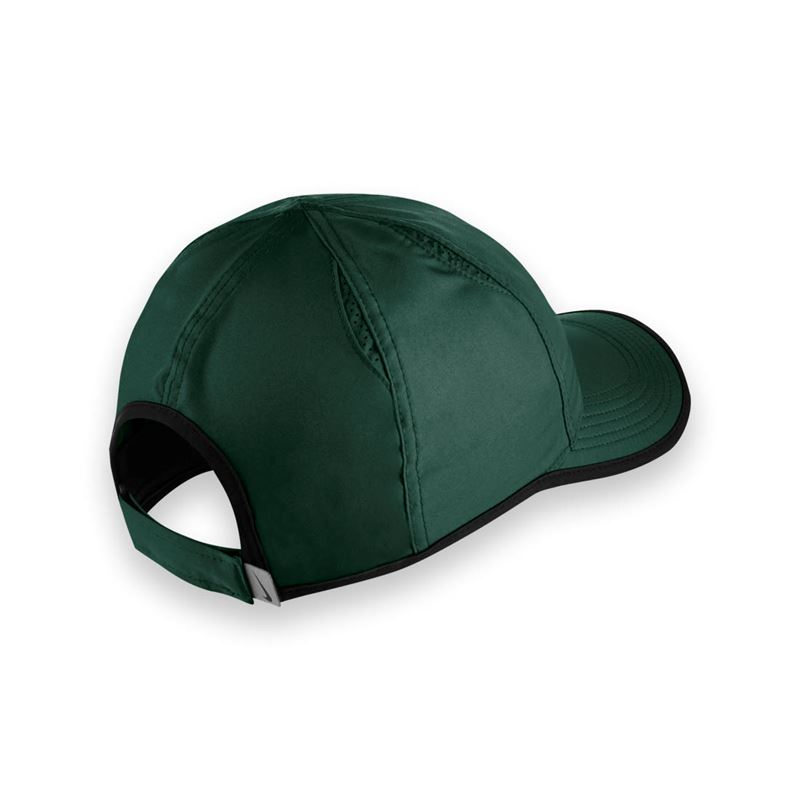 6c5b3fae4506f0 Nike Team Featherlight Gorge Green Hat | Midwest Sports