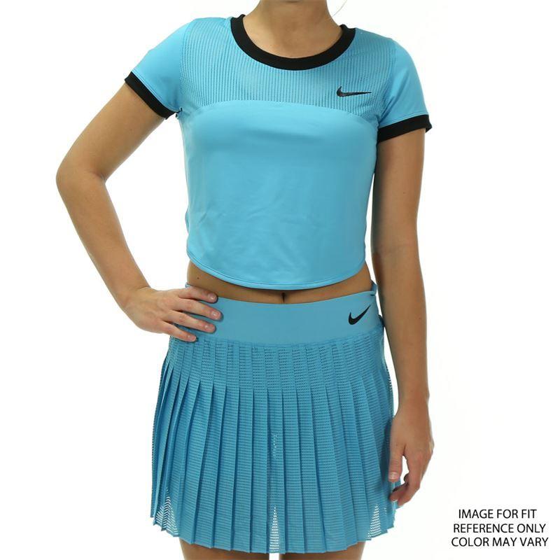 Nike Premier Crop Top. Nike Premier Crop Top - Omega Blue