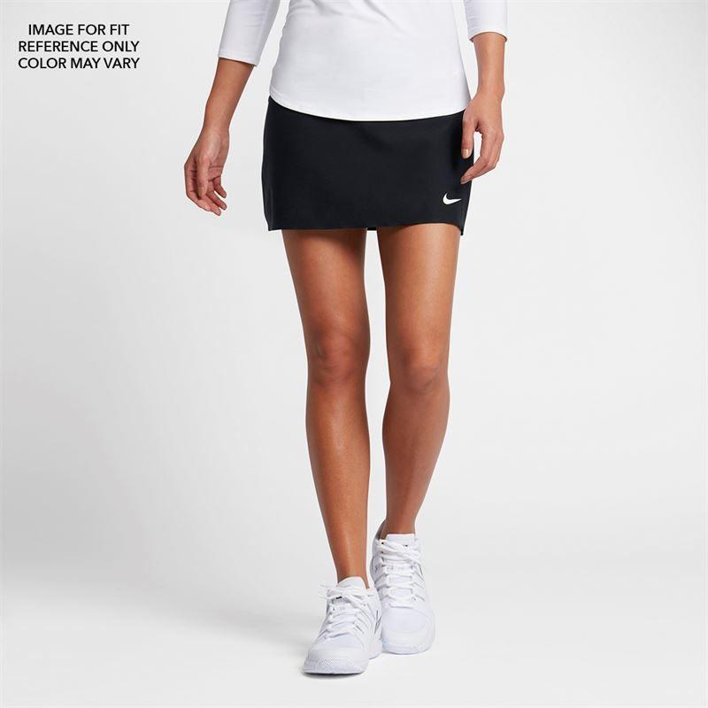 a0480703e7 Nike 12 inch Skirt, White, 830664 100 | Women's Tennis Apparel
