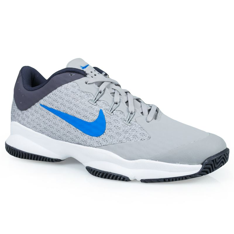 save off 5bc23 3a72e Nike Air Zoom Ultra Mens Tennis Shoe - Atmosphere Grey Photo Blue White.  Zoom