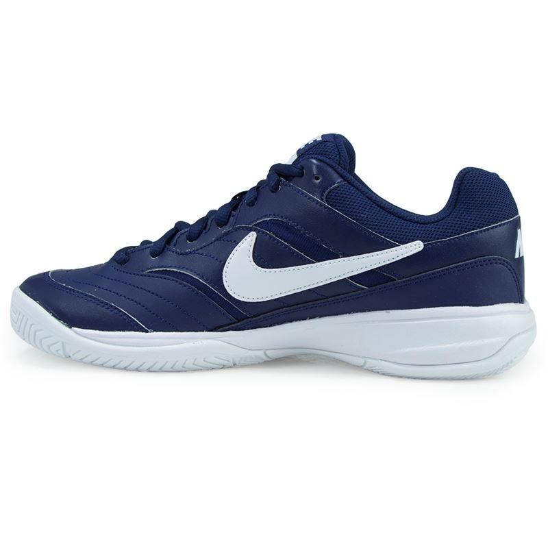 Nike Court Lite Women S Tennis Shoe Blue