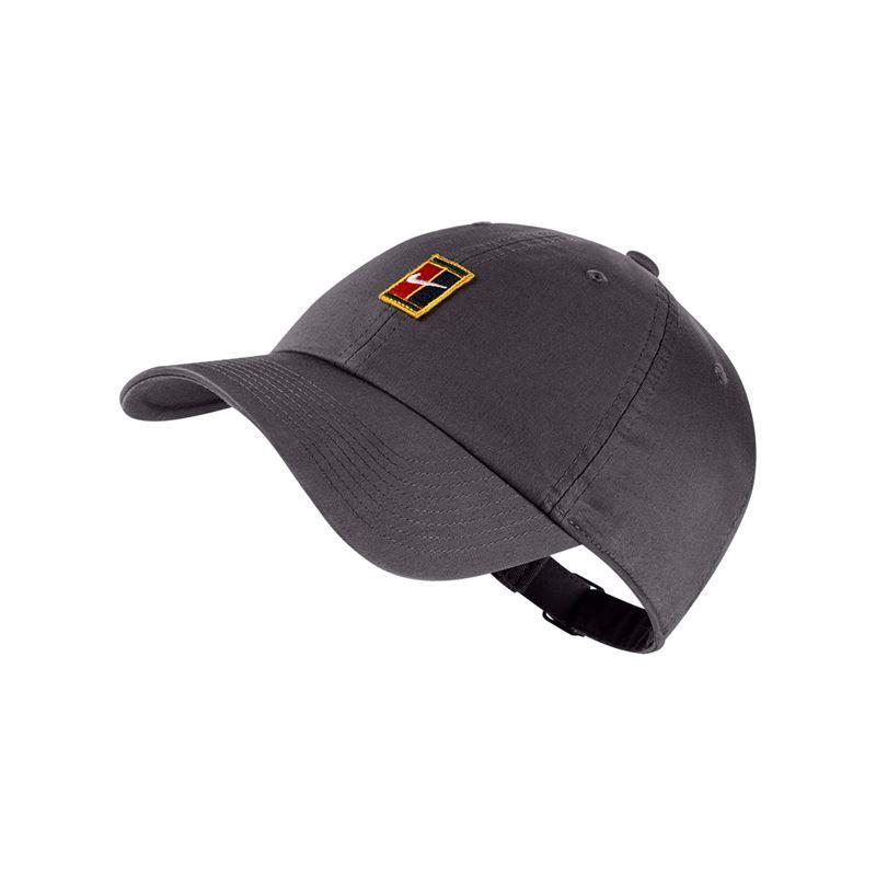 b60c2182f3c Nike Heritage 86 Hat - Gunsmoke 852184 036. Zoom