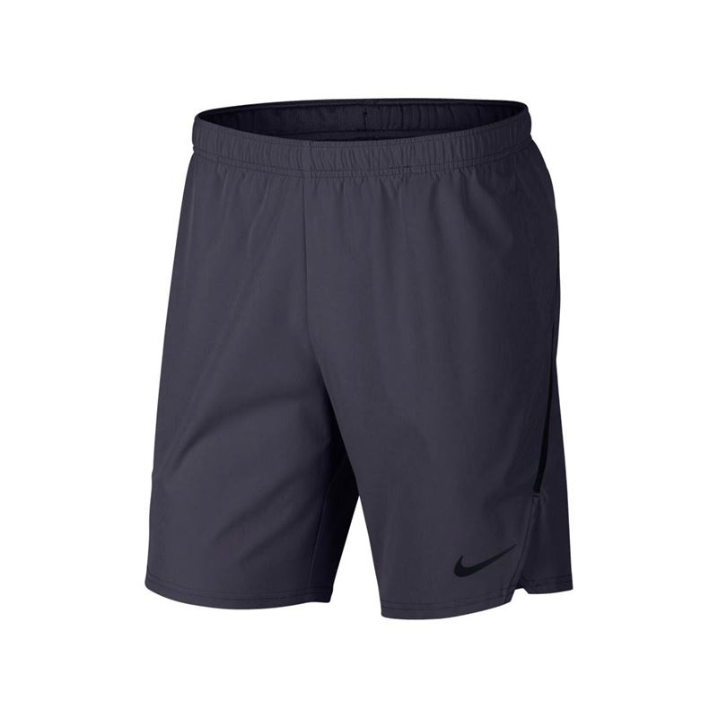 best service 84025 f9f64 Nike Court Flex Ace Tennis Short - Gridiron Black. Zoom