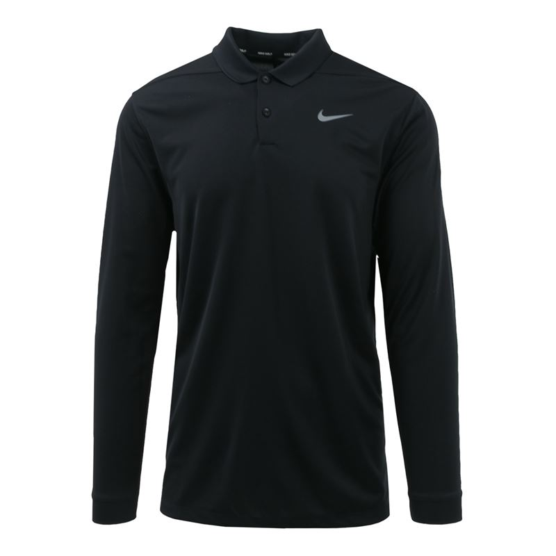 nike polo long sleeve