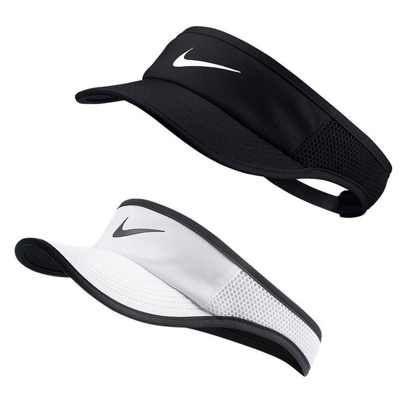 b613d94d1 Nike Women's Aerobill Feather Light Visor, 899656-BW