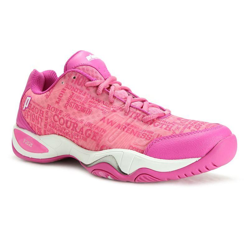 Prince T22 Lite Women's Tennis Shoe, pink, 8P463-222