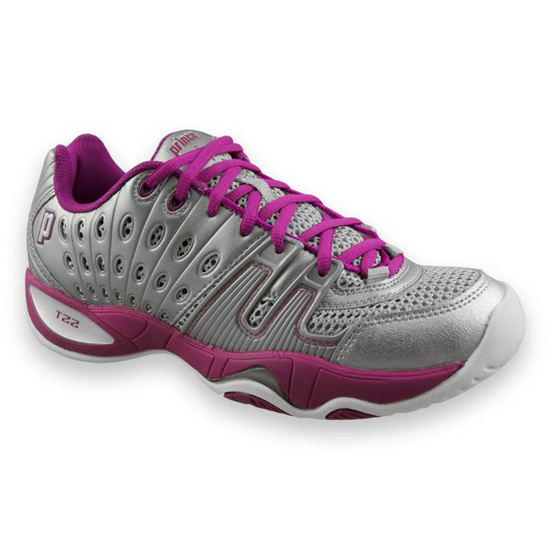 Prince Women's Tennis Shoes Prince T22 Womens Tennis Shoes 8P985-172