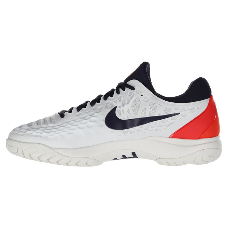 2b4ea8a36402 ... Nike Zoom Cage 3 Mens Tennis Shoe ...