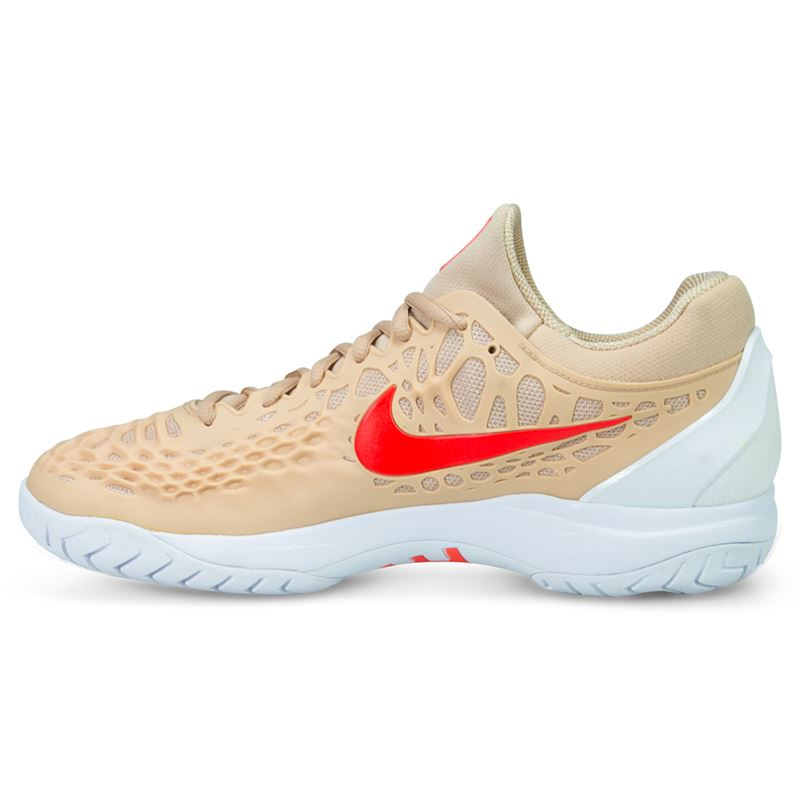 sports shoes 50f8d 82d8a ... Nike Zoom Cage 3 Mens Tennis Shoe ...