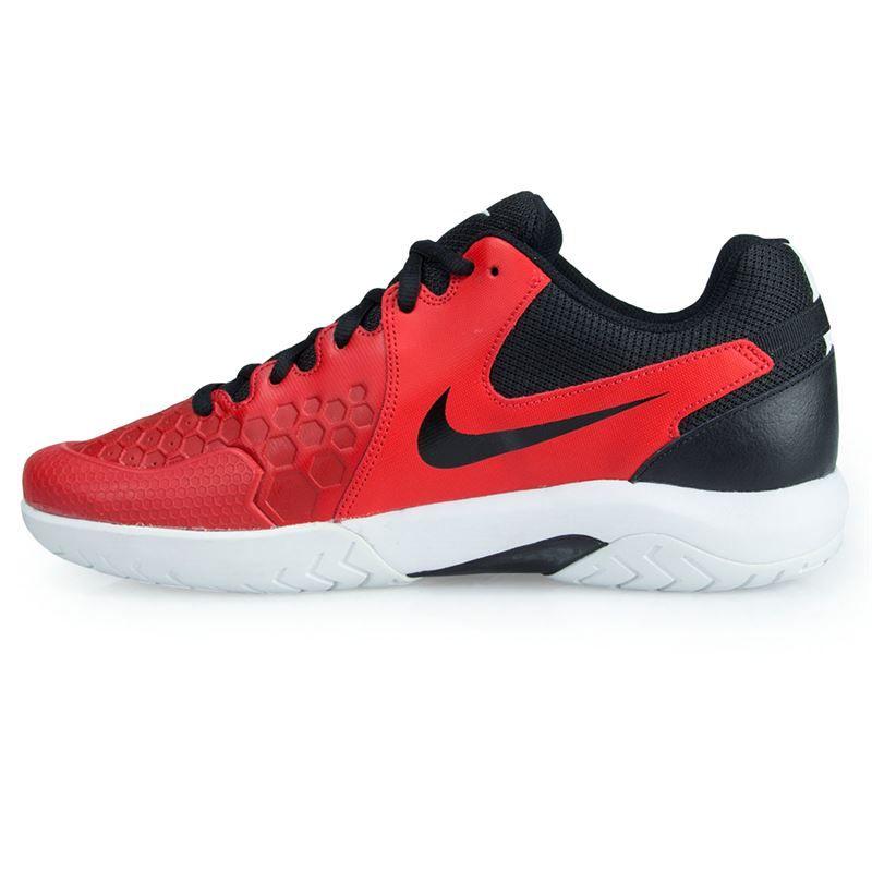 Nike Air Zoom Resistance Men University Red Black White Tennis Shoes 918194-660