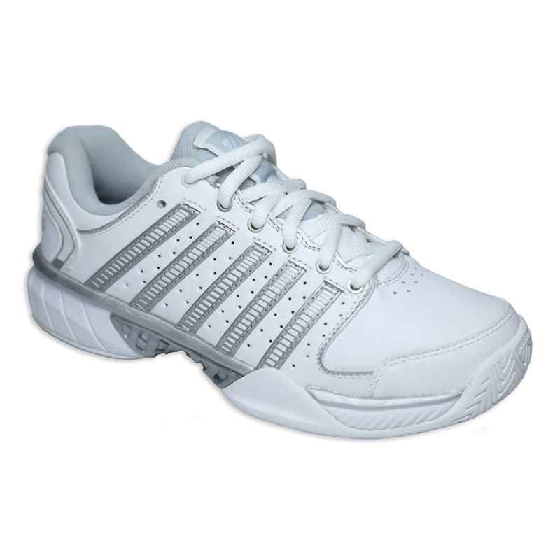 352059ae3576 K-Swiss Hypercourt Express Leather Womens Tennis Shoe. Zoom