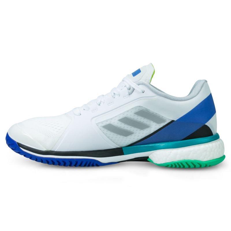detailed look 15406 0b2f2 ... adidas ASMC Barricade Boost Womens Tennis Shoe ...