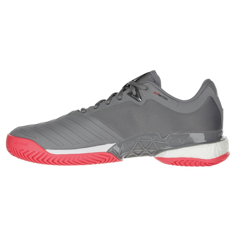 ... adidas Barricade Boost 2018 Mens Tennis Shoe ... 3db97ba3a583e