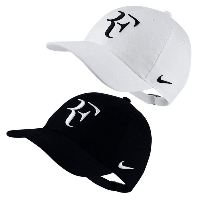 8f5cb2df7a9 Nike Court Aerobill H86 Rf Hat Tennis Accessories. Nike Rf Roger Federer ...