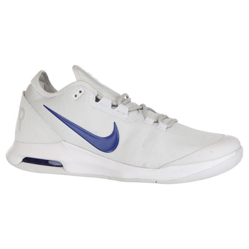 the latest 2a096 7c3e9 Nike Air Max Wildcard Mens Tennis Shoe - Vast Grey Indigo Force. Zoom