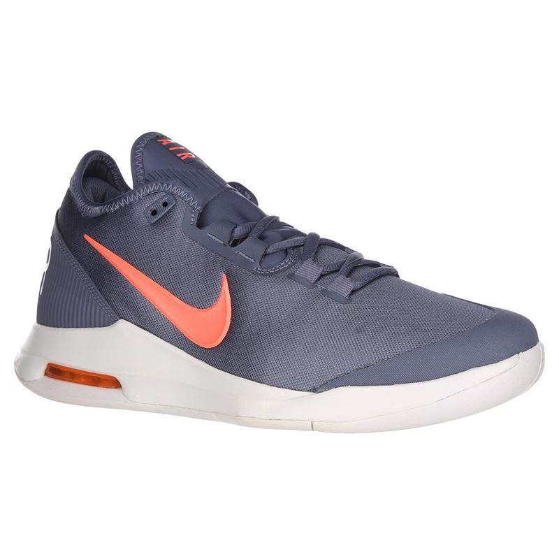 de499fd67eca Nike Air Max Wildcard Womens Tennis Shoe - Metallic Blue Dusk/Bright  Mango/Phantom. Zoom