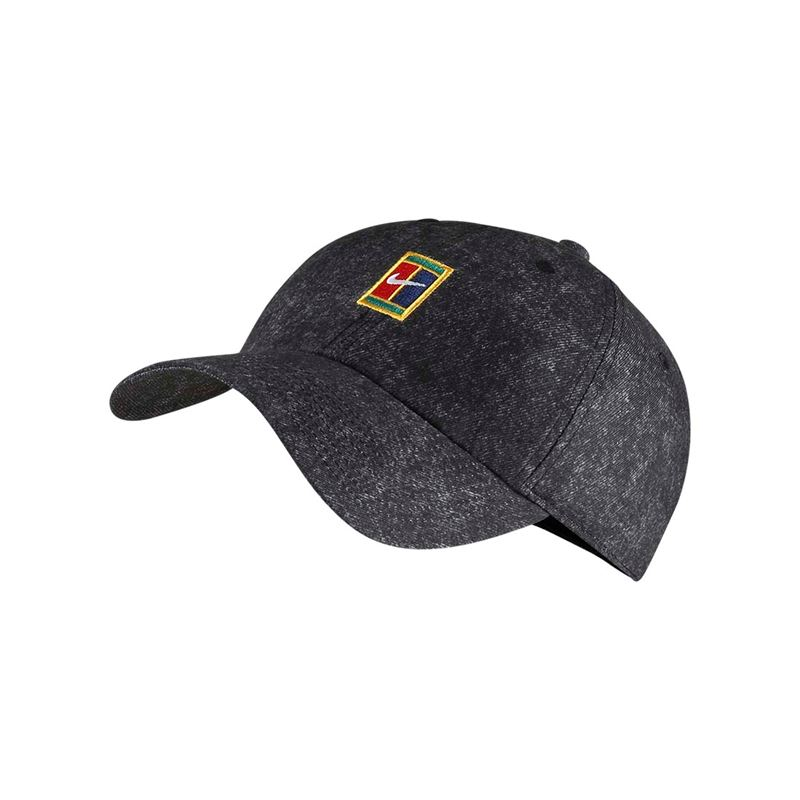Nike Court Aerobill Heritage 86 Hat - Black. Zoom 4a374cf6690