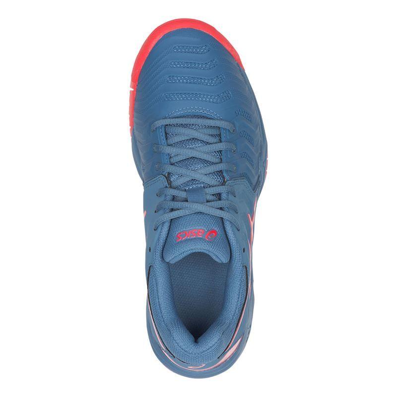 ... Asics Gel Resolution 7 GS Junior Tennis Shoe 24375da3bd3
