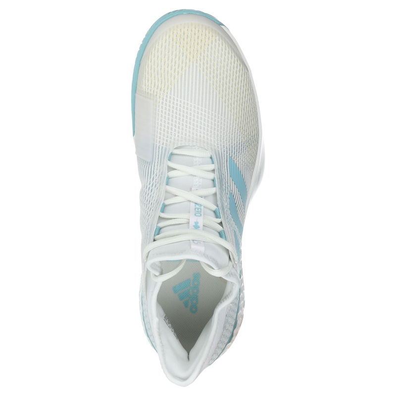 outlet store 78058 2a2d6 ... adidas Adizero Ubersonic 3 Parley Mens Tennis Shoe