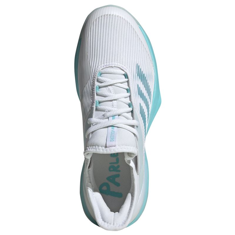 super popular 23801 d090f ... adidas Adizero Ubersonic 3 Parley Womens Tennis Shoe