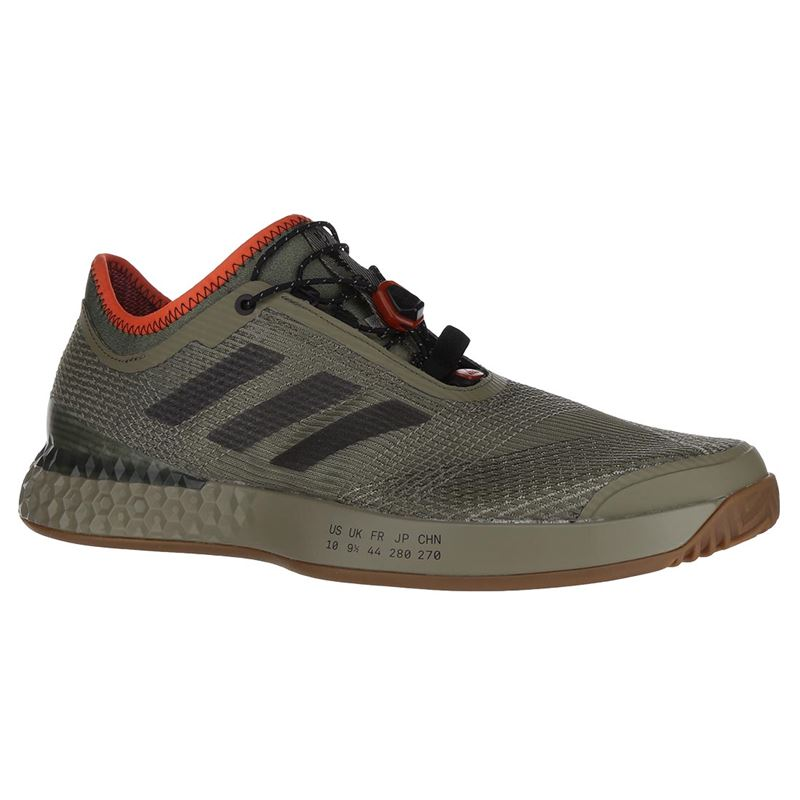 37fb245264 adidas Adizero Ubersonic 3 Citified Mens Tennis Shoe