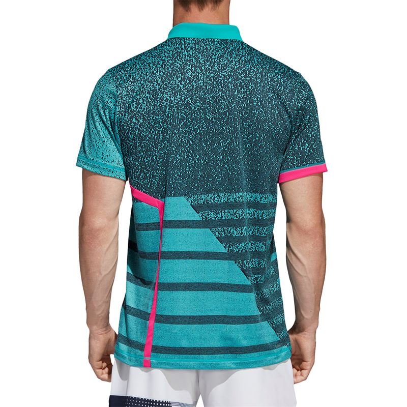adidas Seasonal Polo, CZ0665 | Men's Tennis Apparel