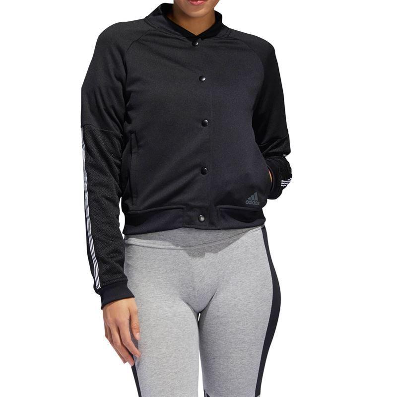 8b973bf8bbc adidas Snap Jacket, DQ2888   Women's Tennis Apparel