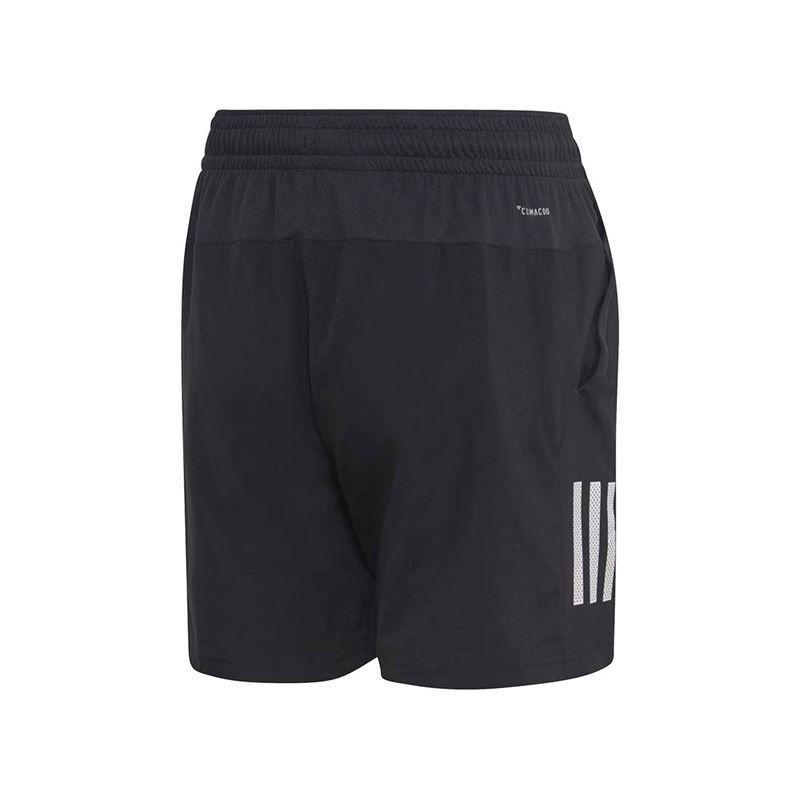 bf5141d79 adidas Boys Club 3 Stripe Short, DU2490 | Boys' Tennis Apparel