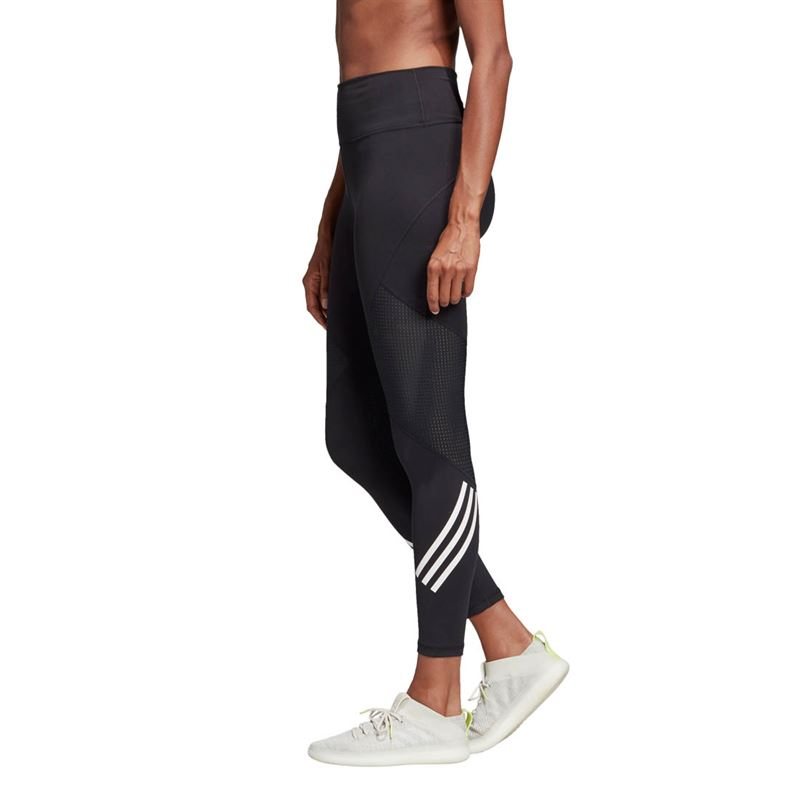 19508f7269884c ... adidas Believe This High Rise 7/8 Strength 3 Stripe Tight ...