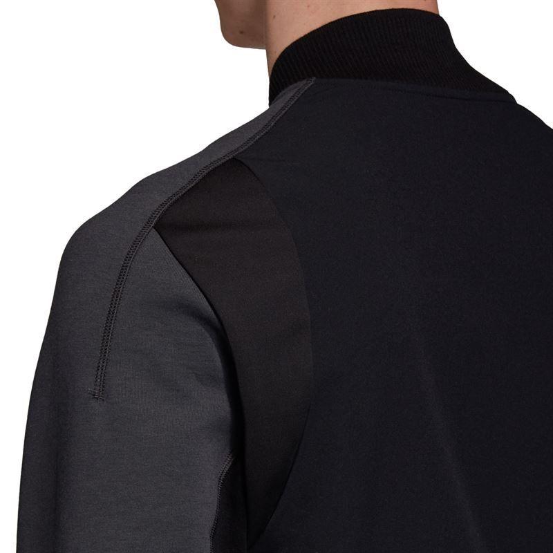 adidas polo jacket