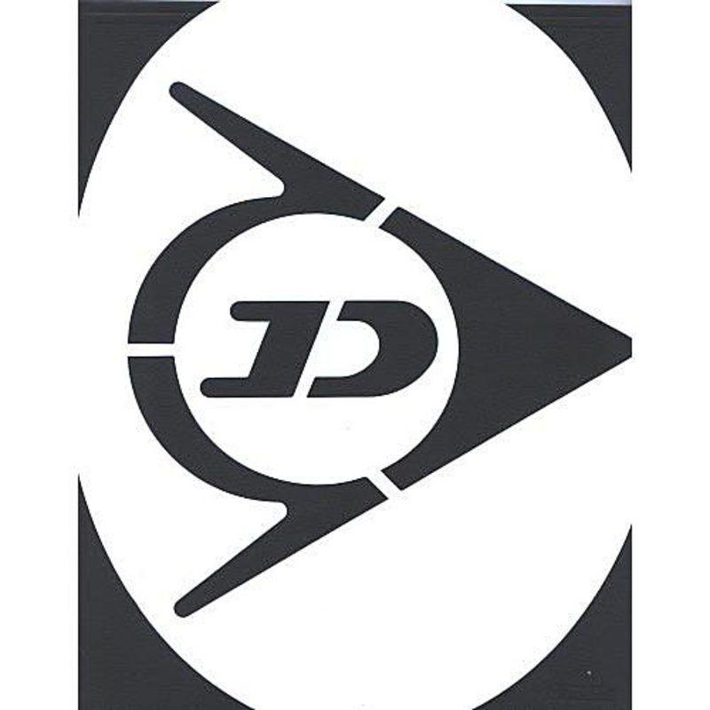 Dunlop Stencil Dunlop Tennis