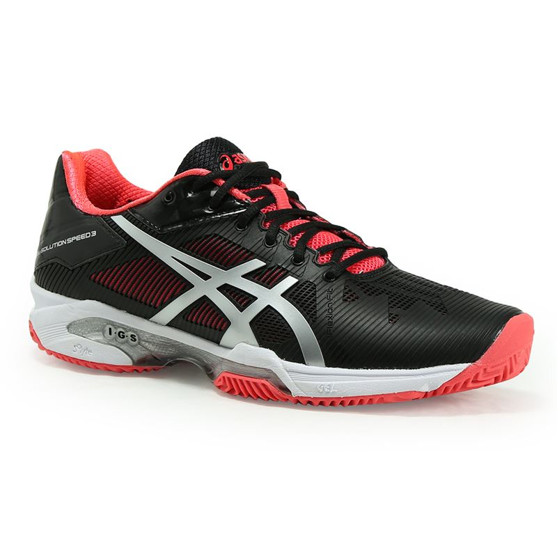 a6d06a4fe5 Zoom · Asics Gel Solution Speed 3 Clay Women's Tennis Shoe Asics Gel  Solution Speed 3 Clay Women's Tennis ...