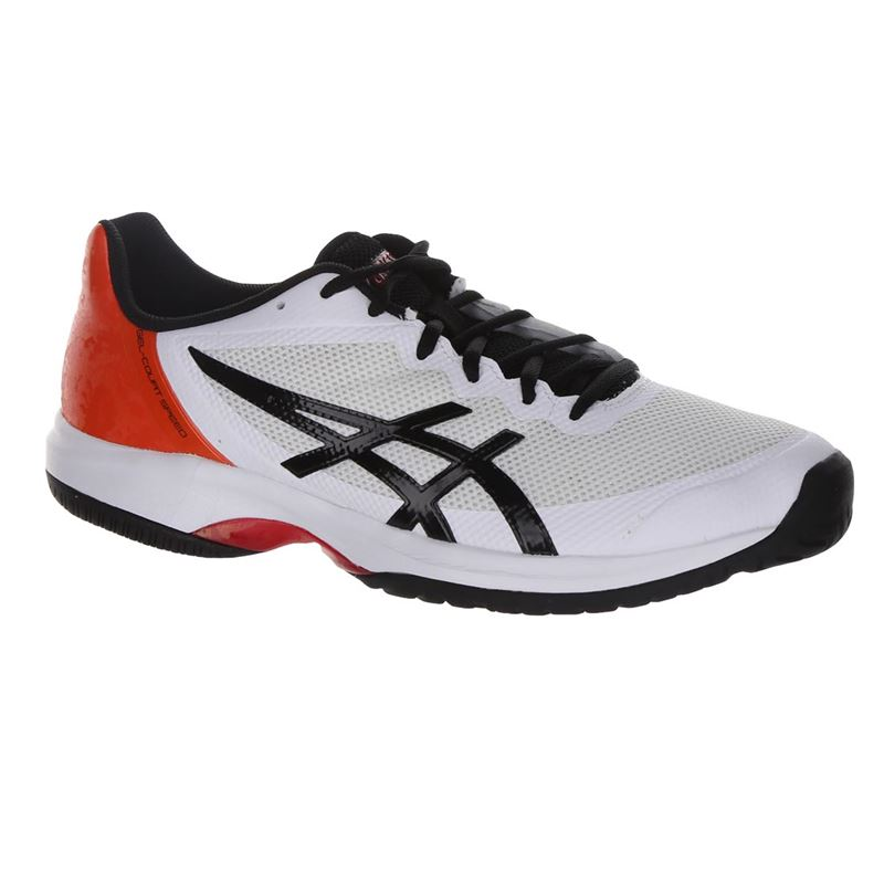 pretty nice a753c aff47 Asics Gel Court Speed Mens Tennis Shoe
