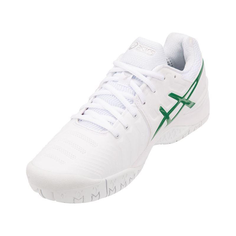 a0d10631339a ... Asics Gel Resolution 7 Novak Djokovic Wimbledon Mens Tennis Shoe ...
