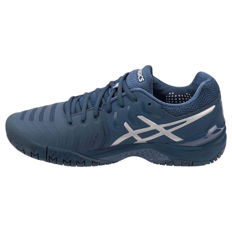 ... Asics Gel Resolution 7 Novak Djokovic US Open Mens Tennis Shoe ...