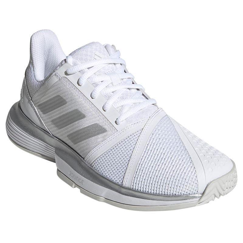 adidas Court Jam Bounce Wide Womens Tennis Shoe