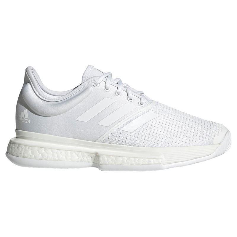 best service 1d300 a6612 adidas Sole Court Boost Parley Womens Tennis Shoe