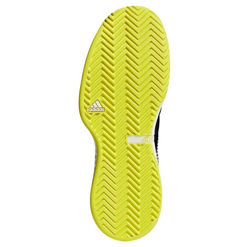 best service ad51b 7eaef adidas adiZero Ubersonic 3 Mens Tennis Shoe ...