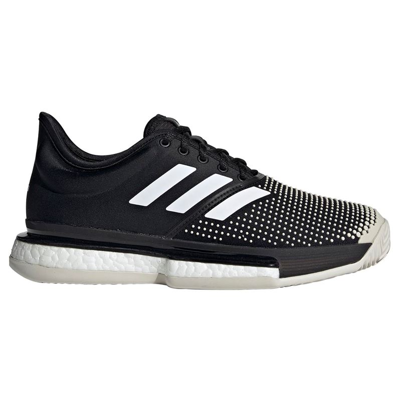 adidas Sole Court Boost Clay Womens Tennis Shoe