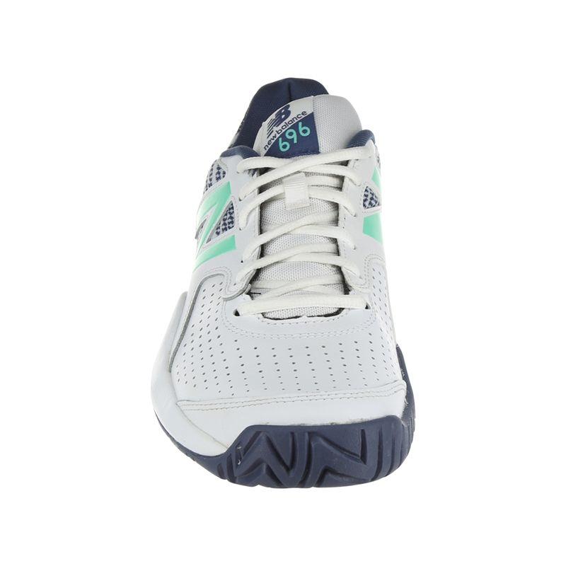 more photos 72644 eafb6 ... New Balance MC 696 (D) Mens Tennis Shoe ...