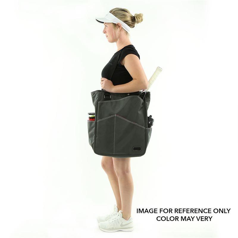 4e36dd2c535f ... Maggie Mather Tennis Tote Bag Black ...